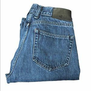 Rude Men's Slim Straight Leg Jeans